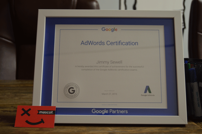 mascot-agency-creative-adwords-google-certification